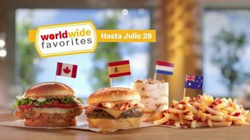 McDonald's Tomato Mozzarella Chicken Sandwich TV Spot, 'Pasaporte' [Spanish] - Thumbnail 6