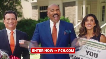 Publishers Clearing House TV Spot, '5,000 a Week for Life: Good News' Featuring Steve Harvey - Thumbnail 1