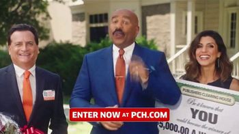 Publishers Clearing House TV Spot, '5,000 a Week for Life: Good News' Featuring Steve Harvey - Thumbnail 2