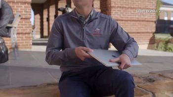Liberty University TV Spot, 'Part of Something Bigger' Featuring William Byron - Thumbnail 4