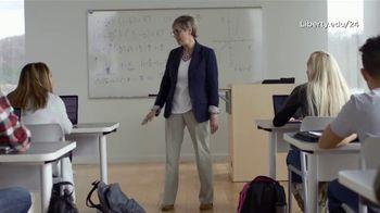 Liberty University TV Spot, 'Part of Something Bigger' Featuring William Byron - Thumbnail 6