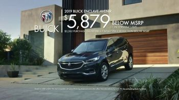2019 Buick Enclave TV Spot, 'More Kids' Song by Matt and Kim [T2] - Thumbnail 7