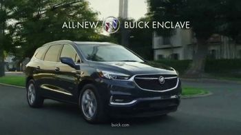 2019 Buick Enclave TV Spot, 'More Kids' Song by Matt and Kim [T2] - Thumbnail 5