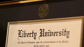 Liberty University Online Programs TV Spot, 'Standing on Your Own Two Feet' - Thumbnail 1