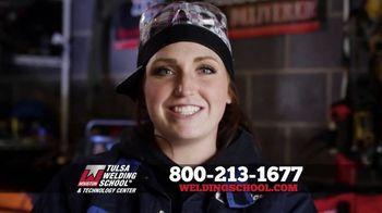 Tulsa Welding School TV Spot, 'Kayla: First Paycheck'