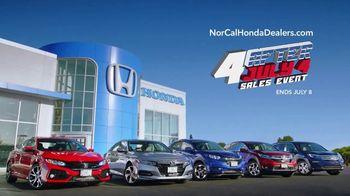 Honda 4 After July 4 Sales Event TV Spot, '2019 Accord LX' [T2] - Thumbnail 10