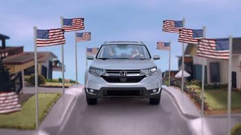 Honda 4 After July 4 Sales Event TV Spot, '2019 Accord LX' [T2] - Thumbnail 5