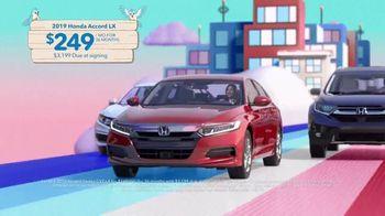 Honda 4 After July 4 Sales Event TV Spot, '2019 Accord LX' [T2] - Thumbnail 8