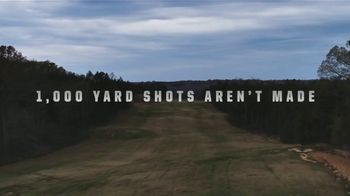 Savage Arms TV Spot, '1,000 Yard Shots Are Earned'
