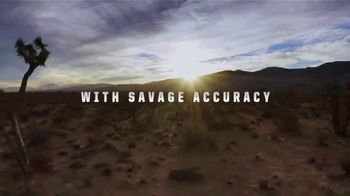 Savage Arms TV Spot, '1,000 Yard Shots Are Earned' - Thumbnail 4