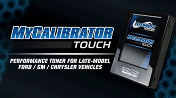 Livernois Motorsports MyCalibrator Touch TV Spot, 'Improved Power and Torque'