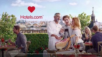 Hotels.com TV Spot, 'Foodie' - Thumbnail 9