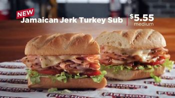 Firehouse Subs Jamaican Jerk Turkey Sub TV Spot, 'Escape the Ordinary' - Thumbnail 7
