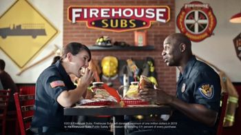 Firehouse Subs Jamaican Jerk Turkey Sub TV Spot, 'Escape the Ordinary' - Thumbnail 9
