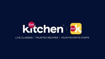 Food Network Kitchen App TV Spot, 'Come Alive' - Thumbnail 10