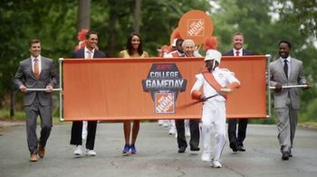 The Home Depot TV Spot, 'College Game Day: Blow Out' - Thumbnail 8