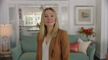 La-Z-Boy Moonlight Madness Sale TV Spot, 'Subtitles' Featuring Kristen Bell - 37 commercial airings