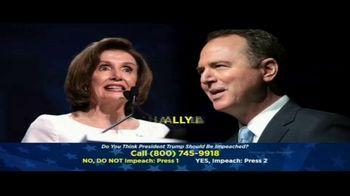 American Polling, LLC TV Spot, 'Impeachment Poll'