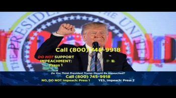 American Polling, LLC TV Spot, 'Impeachment Poll' - Thumbnail 2