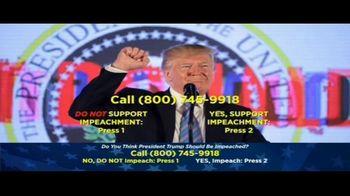 American Polling, LLC TV Spot, 'Impeachment Poll' - Thumbnail 3