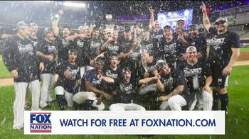 FOX Nation TV Spot, 'Krauthammer on Baseball' - Thumbnail 7