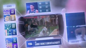 NBA App TV Spot, 'The Search' - 1174 commercial airings