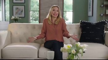 La-Z-Boy TV Spot, 'Keep It Real: Quality and Style' Featuring Kristen Bell - 223 commercial airings