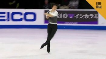 NBC Sports Gold Figure Skating Pass TV Spot, 'Free Trial' - Thumbnail 2