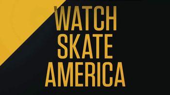 NBC Sports Gold Figure Skating Pass TV Spot, 'Free Trial' - Thumbnail 5