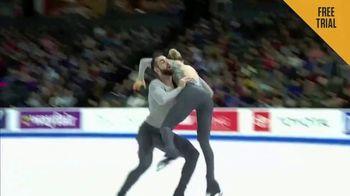 NBC Sports Gold Figure Skating Pass TV Spot, 'Free Trial' - Thumbnail 7