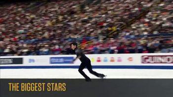NBC Sports Gold Figure Skating Pass TV Spot, 'The Biggest Events' - Thumbnail 4
