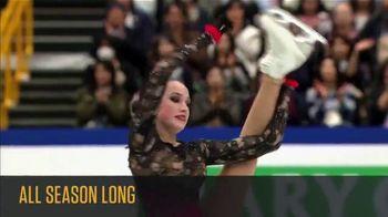 NBC Sports Gold Figure Skating Pass TV Spot, 'The Biggest Events' - Thumbnail 6