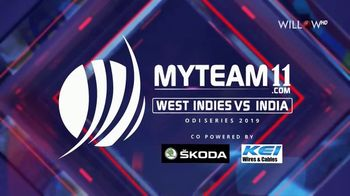 MyTeam11 TV Spot, 'ODI Series: West Indies vs. India' - Thumbnail 3
