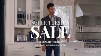 JoS. A. Bank Super Tuesday Sale TV Spot, 'Extra 60 Percent Off'