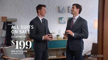 JoS. A. Bank Super Tuesday Sale TV Spot, 'Extra 60 Percent Off' - Thumbnail 3