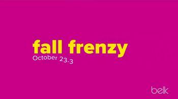 Belk Fall Frenzy TV Spot, 'Men's Sportscoats, Towels & Women's Fashion' - Thumbnail 2