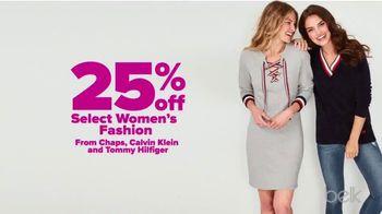 Belk Fall Frenzy TV Spot, 'Men's Sportscoats, Towels & Women's Fashion' - Thumbnail 8