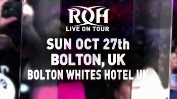ROH Wrestling TV Spot, '2019 International Live Wrestling Dates' - Thumbnail 5