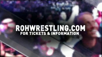 ROH Wrestling TV Spot, '2019 International Live Wrestling Dates' - Thumbnail 6