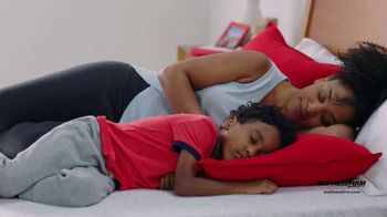 Mattress Firm Save Big Sale TV Spot, 'Ends Tuesday: Save Up to $400 and Sign Save Sleep' - Thumbnail 6