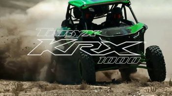 2020 Kawasaki Teryx KRX 1000 TV Spot, \'Your World, Your Adventure\'