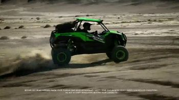 2020 Kawasaki Teryx KRX 1000 TV Spot, 'Your World, Your Adventure' - Thumbnail 4