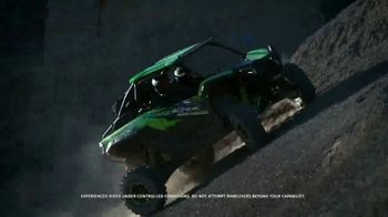 2020 Kawasaki Teryx KRX 1000 TV Spot, 'Your World, Your Adventure' - Thumbnail 5