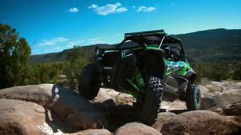 2020 Kawasaki Teryx KRX 1000 TV Spot, 'Your World, Your Adventure' - Thumbnail 6