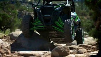 2020 Kawasaki Teryx KRX 1000 TV Spot, 'Your World, Your Adventure' - Thumbnail 7