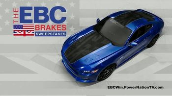 EBC Brakes Sweepstakes TV Spot, 'Mustang GT: Power Nation' - Thumbnail 7