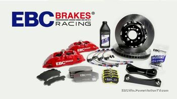 EBC Brakes Sweepstakes TV Spot, 'Mustang GT: Power Nation' - Thumbnail 4