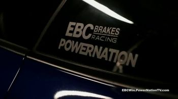 EBC Brakes Sweepstakes TV Spot, 'Mustang GT: Power Nation' - Thumbnail 6
