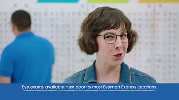 Eyemart Express TV Spot, 'Two Pairs'