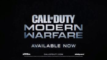 Call of Duty: Modern Warfare TV Spot, 'Global Phenomenon' Song by Metallica - Thumbnail 8